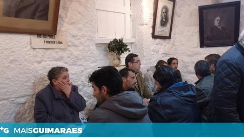 ALBERGUE DE S. CRISPIM VOLTOU A ABRIR PORTAS PARA CEIA DE NATAL