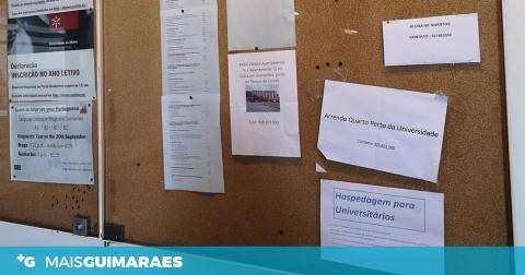AUTARQUIA INSISTE PARA QUE PROPRIETÁRIOS INVISTAM NO ALOJAMENTO UNIVERSITÁRIO