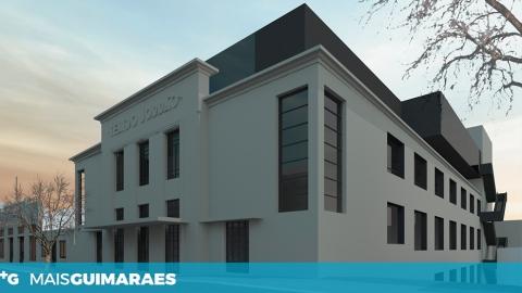 OBRAS DE REQUALIFICAÇÃO DO EDIFÍCIO E GARAGEM AVENIDA INICIOU ESTA 2.ª FEIRA