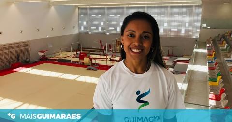GUIMAGYM CONTRATA CAMPEÃ MUNDIAL DE GINÁSTICA AERÓBICA
