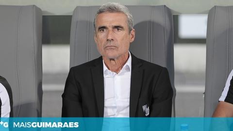 """LUÍS CASTRO: """"FOI UM INÍCIO DE ANO DIFÍCIL PARA NÓS"""""""