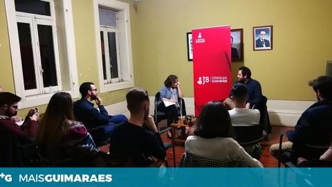 JS GARANTE ESTAR A ACOMPANHAR PROCESSO DE CRIAÇÃO DO GABINETE DA JUVENTUDE
