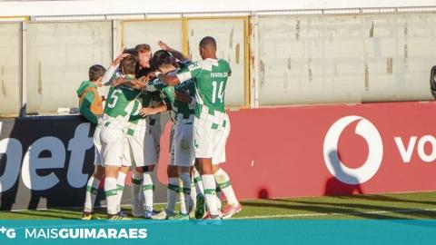 DISPUTA ATÉ AO FIM: MOREIRENSE EMPATA COM O FC PORTO (1-1)