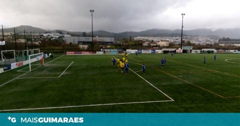 VITÓRIA CASEIRA DO PONTE FRENTE AO SERZEDELO (3-2)