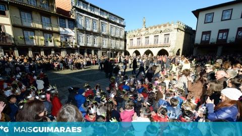 ENCONTROS DE REIS DURANTE O DIA EM GUIMARÃES