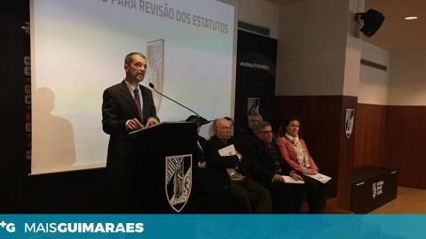 COMISSÃO INDEPENDENTE VAI OUVIR OS SÓCIOS PARA ALTERAR OS ESTATUTOS DO CLUBE