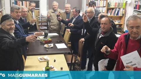 GRÃ ORDEM AFONSINA FOI APRESENTADA PUBLICAMENTE