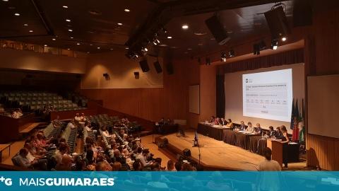 ASSEMBLEIA MUNICIPAL DE GUIMARÃES REÚNE ESTA NOITE NO AUDITÓRIO DA UMINHO