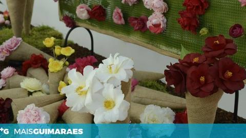EXPOSIÇÃO DE CAMÉLIAS NOS CLAUSTROS DA CÂMARA MUNICIPAL
