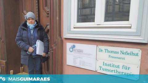 FALECEU CIDÁLIA OLIVEIRA, A VIMARANENSE QUE LUTAVA CONTRA O CANCRO DA MAMA