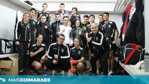 KICKBOXING DO VITÓRIA VOLTA A CONQUISTAR GRANDES TRIUNFOS