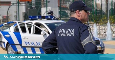 PSP DETÉM JOVEM EM CUMPRIMENTO DE MANDATO DE DETENÇÃO