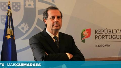 SECRETÁRIO DE ESTADO DA ECONOMIA VISITA ESTA TARDE A EMPRESA AMF -SAFETY SHOES EM TABUADELO