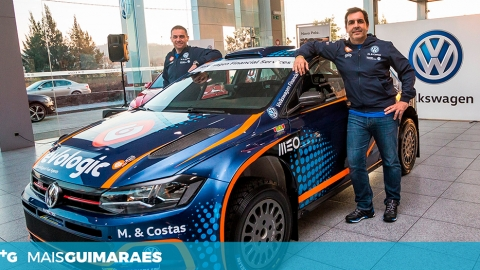 PEDRO MEIRELES CAPOTOU O NOVO VW POLO R5