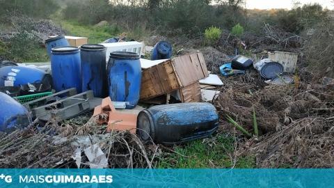 SITUAÇÃO DE POLUIÇÃO EM BRITO EM RESOLUÇÃO