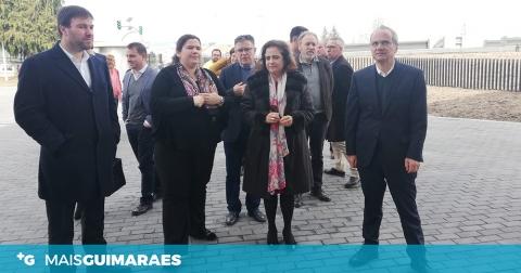 """EB 2,3 DAS TAIPAS: """"MUITOS ALUNOS PODERÃO BENEFICIAR DESTA NOVA ESTRUTURA"""""""