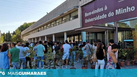 UNIVERSIDADE DO MINHO COM INSCRIÇÕES ABERTAS PARA AS PROVAS DOS MAIORES DE 23 ANOS