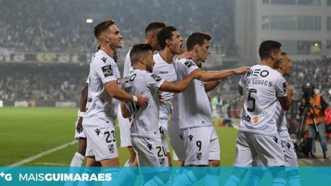 VITÓRIA PROCURA REPETIR FÓRMULA DA PRIMEIRA VOLTA FRENTE AO FC PORTO
