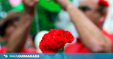 CALDELAS TEM PROGRAMA DE COMEMORAÇÕES DO 25 DE ABRIL