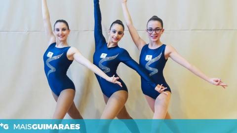 GUIMAGYM SAGRA-SE CAMPEÃ DISTRITAL DE GINÁSTICA AERÓBICA