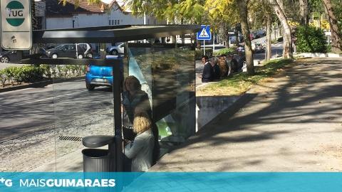 GREVE DOS MOTORISTAS DE TRANSPORTE DE PASSAGEIROS AFETA GUIMARÃES