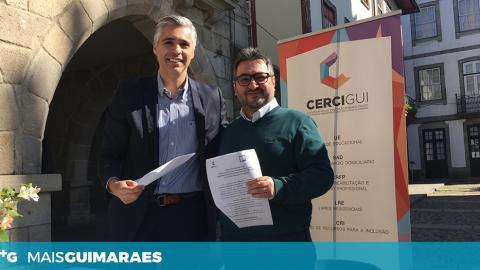 ASSINATURA DE PROTOCOLO FIRMA PARCERIA ENTRE CERCIGUI E ASSOCIAÇÃO VIMARANENSE DE HOTELARIA