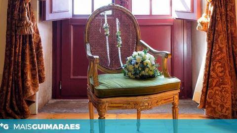 POUSADA DE SANTA MARINHA DA COSTA RECEBE ESTE DOMINGO EVENTO DEDICADO AOS NOIVOS (PUB)