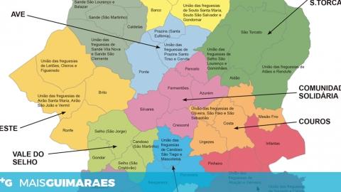 """BRAGANÇA CONSIDERA """"INDECENTES"""" PROBLEMAS PROVOCADOS PELAS DELIMITAÇÕES DE FREGUESIAS"""