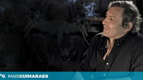 JORGE PALMA VAI ESTAR EM GUIMARÃES