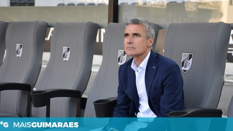 "LUÍS CASTRO: ""COMEÇA A HAVER MENOS MARGEM PARA DESCUIDOS"""