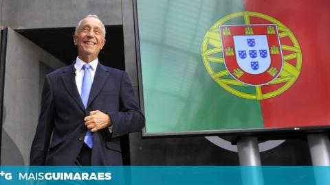 PRESIDENTE DA REPÚBLICA VISITA ESTA TERÇA-FEIRA O GRUPO 3B'S DA UMINHO
