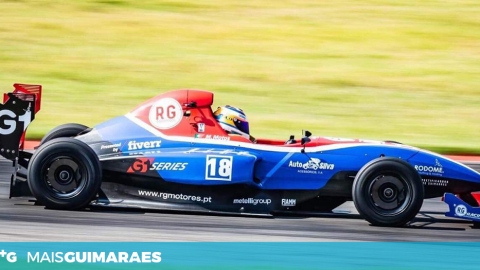 MIGUEL MATOS REGRESSA À G1 SERIES ITALIANA