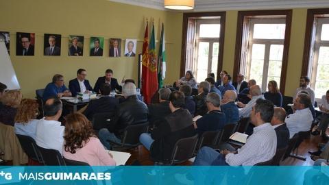 PS GUIMARÃES MOSTRA SOLIDARIEDADE COM PRESIDENTE DA UF DE SANDE VILA NOVA E SANDE S. CLEMENTE