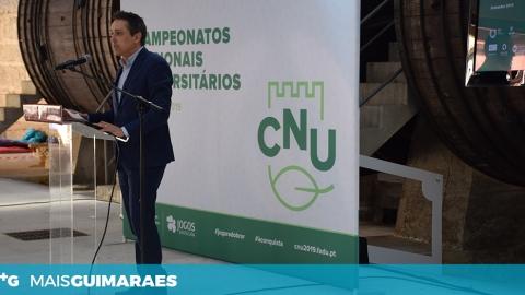 GUIMARÃES ACOLHE 30.ª EDIÇÃO DAS FASES FINAIS DOS CAMPEONATOS NACIONAIS UNIVERSITÁRIOS