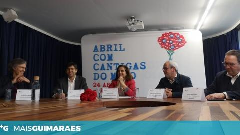 """""""ABRIL COM CANTIGAS DO MAIO"""" COM PROGRAMAÇÃO DURANTE UM MÊS"""
