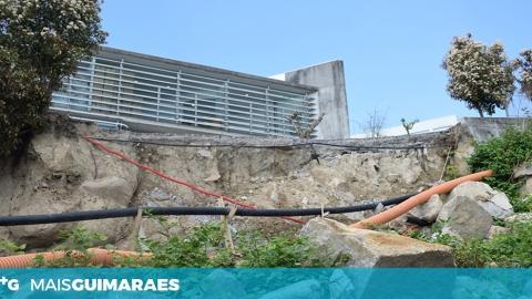 QUEDA DO MURO EM GONDAR VOLTA A SER TEMA NA REUNIÃO DE CÂMARA