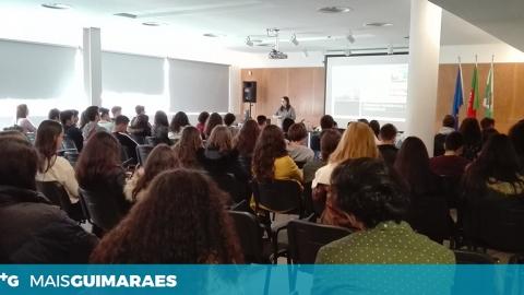 "QUATRO CENTENAS DE ALUNOS DE GUIMARÃES PARTICIPARAM NA INICIATIVA ""GIRLS IN ICT DAY"""