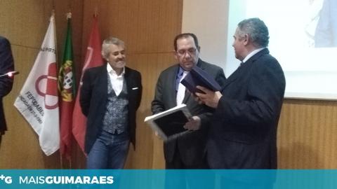 PRESIDENTE DA DIREÇÃO DA ASSOCIAÇÃO DE DADORES BENÉVOLOS DE SANGUE DE GUIMARÃES CONDECORADO DIRIGENTE DO ANO