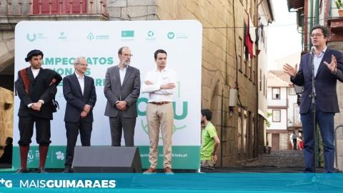PROMOÇÃO DO DESPORTO EM DESTAQUE NA ABERTURA DOS CAMPEONATOS NACIONAIS UNIVERSITÁRIOS