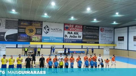 CLUBE RECREATIVO DE CANDOSO CASTIGADO COM DOIS JOGOS À PORTA FECHADA
