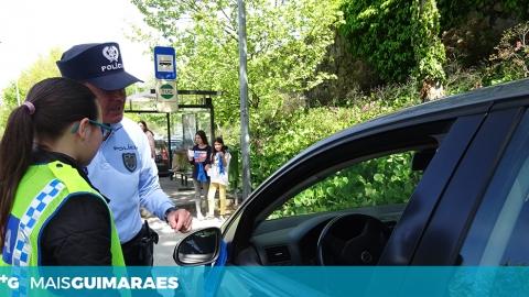 """PSP COM AÇÃO DE SENSIBILIZAÇÃO """"STOP AOS MAUS TRATOS"""""""