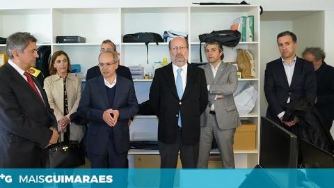 MINISTRO DO AMBIENTE VISITOU NOVAS INSTALAÇÕES DAS ÁGUAS DO NORTE