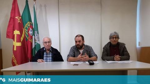 PCP REVELA OBJETIVOS DA XV ASSEMBLEIA DA CONCELHIA DE GUIMARÃES