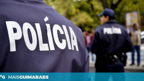 DOMINGO COM DUAS DETENÇÕES NA CIDADE DE GUIMARÃES