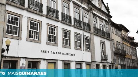 SANTA CASA DA MISERICÓRDIA ATRIBUI VOTO DE LOUVOR A ELISABETE BASTO