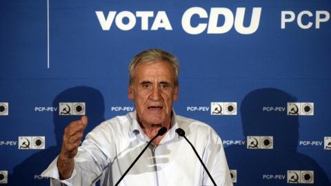 COMÍCIO DA CDU DECORRE ESTA QUINTA-FEIRA EM GUIMARÃES
