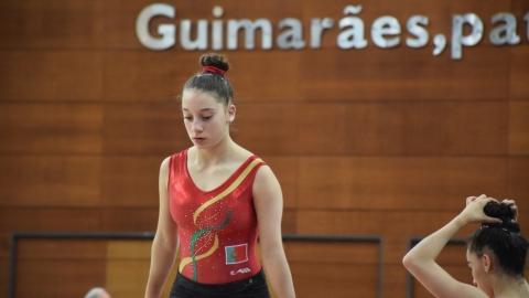 TORNEIO INTERNACIONAL DE GINÁSTICA RÍTMICA NO MULTIUSOS DE GUIMARÃES