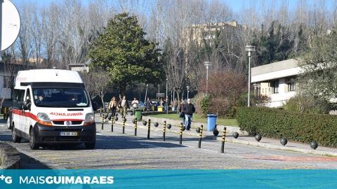 FERIMENTOS LIGEIROS EM ATROPELAMENTO NA RODOVIA DE COVAS