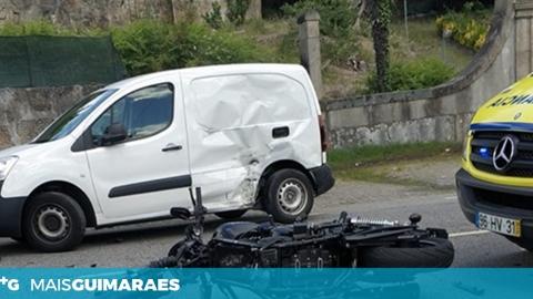 ACIDENTE EM CONDE FAZ DOIS FERIDOS LIGEIROS