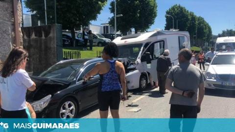 MULHER MORRE EM ATROPELAMENTO NA NACIONAL GUIMARÃES-TAIPAS